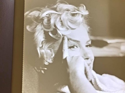 marilyn monroe illuminated lithophane